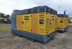 ATLAS COPCO<br>XRVS 476 CD S-NO 232611