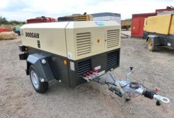 Doosan<br>7-73/10-53 S-NO 543867 SOLD, ANOTHER NEW UNIT DUE IN STOCK