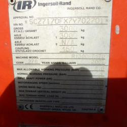 INGERSOLL RAND 7-170 S-NO 702701 SOLD