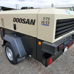 Doosan 7-73/10-53 S-NO 543867 SOLD, ANOTHER NEW UNIT DUE IN STOCK